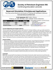 CE_Reservoir Simulation course_Flyer (002)