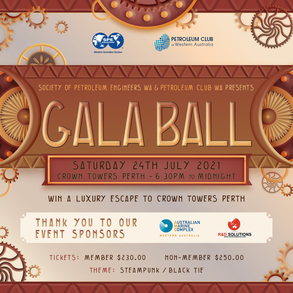Steampunk SQ Flyer_GalaBall wSPE2-Sponsors