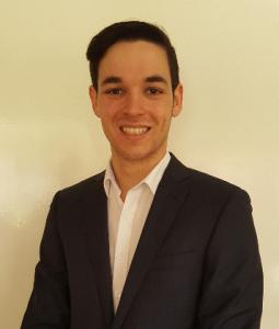 2016 scholarship recipient Christopher Evans