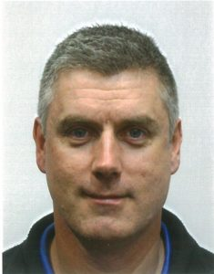 Paul Connell passport photo